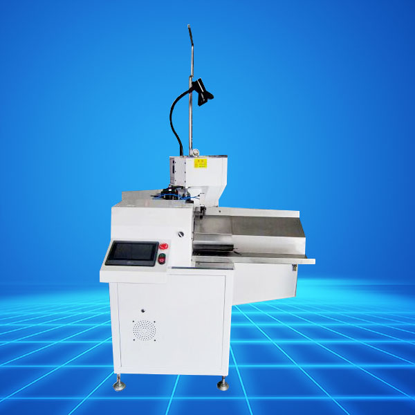 XS - 02 automatic single head terminal pressure machine